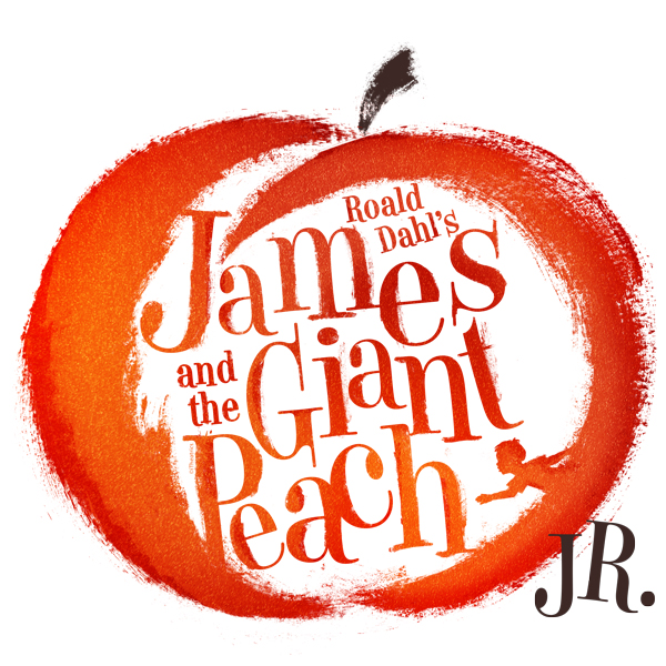 """When James is sent by his conniving aunts to chop down their old fruit tree, he discovers a magic potion that grows a tremendous peach, which then rolls into the ocean and launches a journey of enormous proportions! Along the way, James befriends a collection of singing insects that ride the giant piece of fruit across the ocean, facing hunger, sharks, and plenty of disagreements along the way.     Based on one of Roald Dahl's most poignantly quirky stories, Roald Dahl's  James and the Giant Peach JR .is a brand new take on this """"masterpeach"""" of a tale. Featuring a wickedly tuneful score and a witty and charming book, this adventurous musical about courage and self-discovery is destined to be a classic!     Book by Timothy Allen McDonald. Music and Lyrics by Benj Pasek and Justin Paul. Based on the book,  James and the Giant Peach , by Roald Dahl. Roald Dahl's  James and the Giant Peach JR . is presented through special arrangement with Music Theatre International (MTI)."""