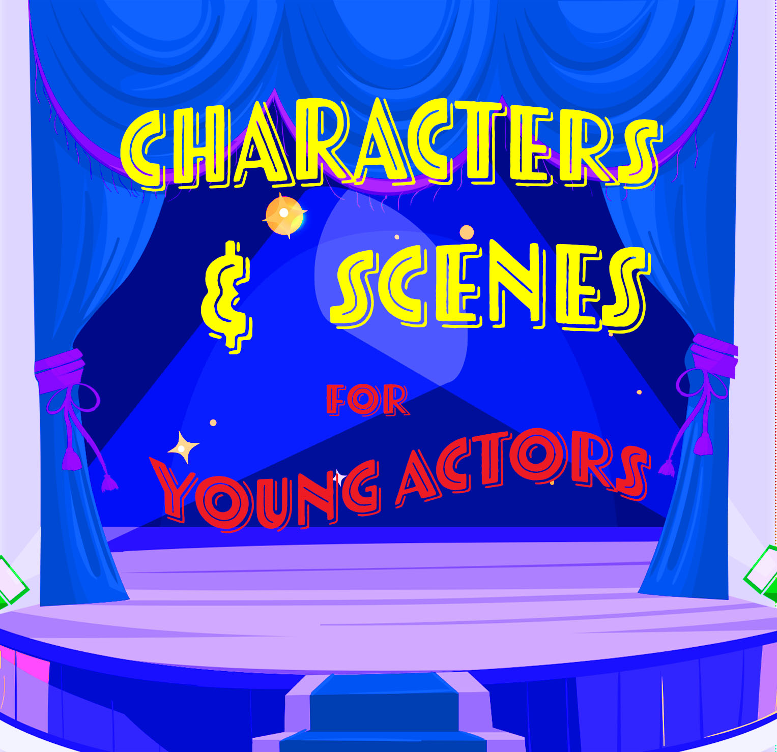 Characters and Scenes edited