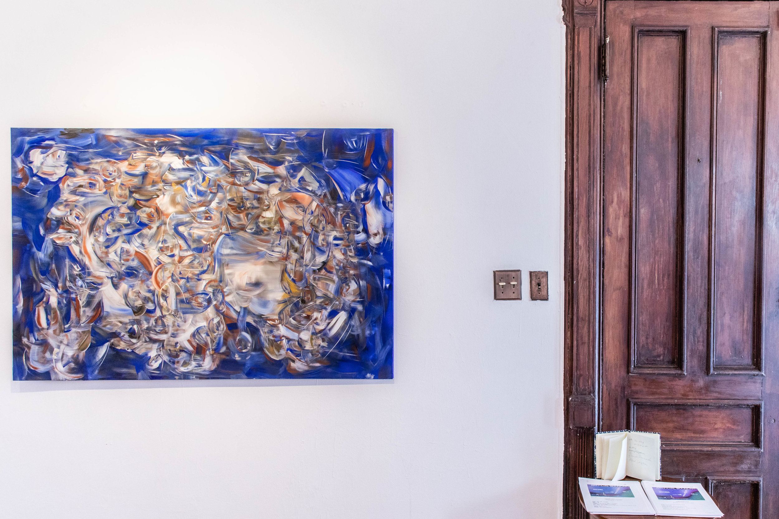 Artificial Boundary , Fou Gallery, Installation View, 2018