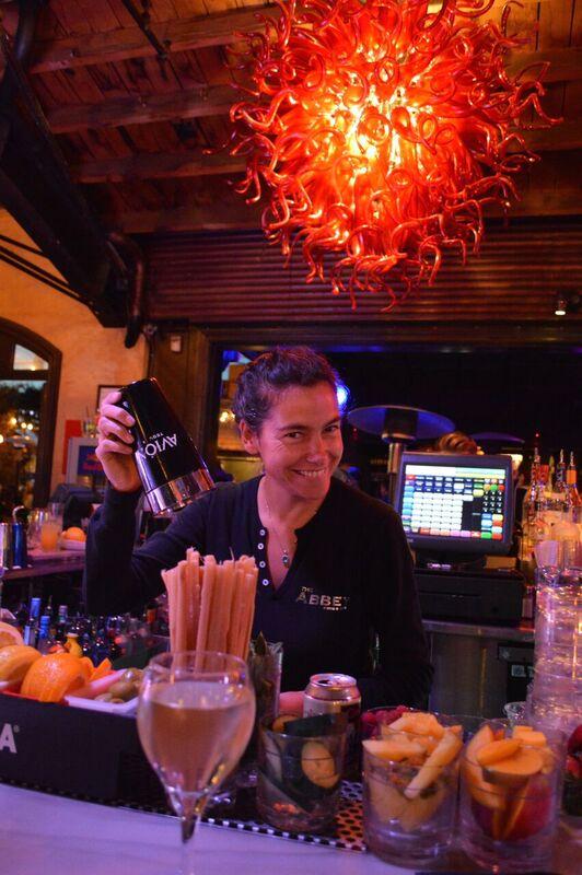 They Abbey Bartender - Photo by Bobby Martinez
