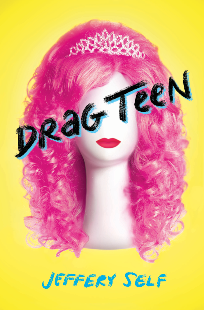 Grab a copy of Jeffery's Novel Drag Teen Here!!