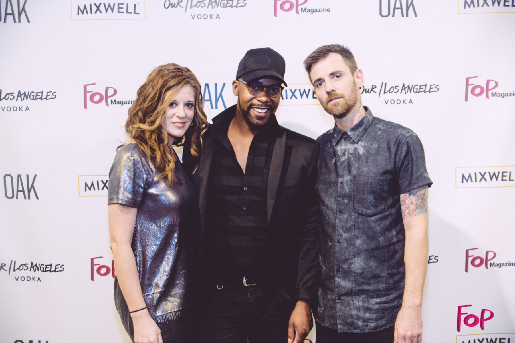 Brooke Barnett, Quentin Fears & Zack Hemenway