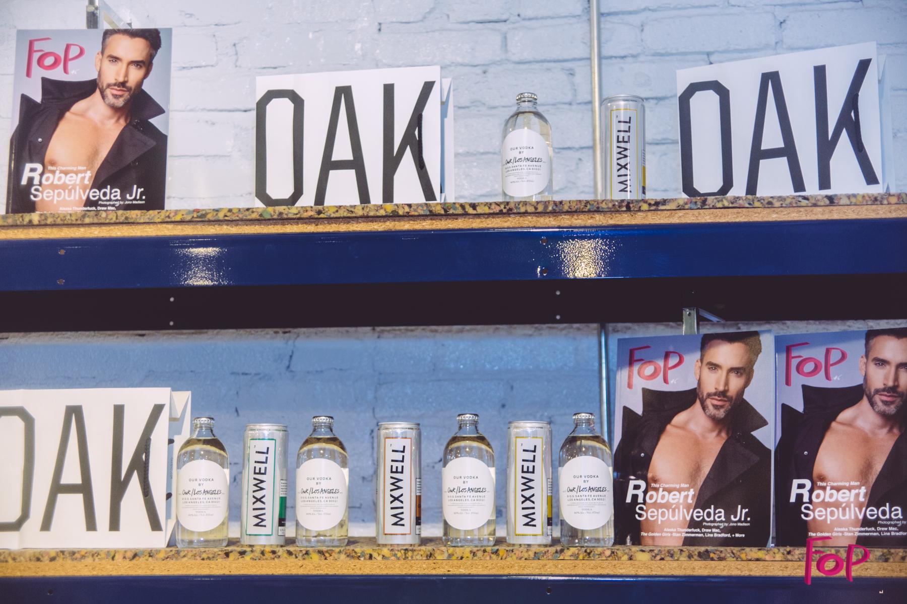 Sponsors: OAKNYC, Our Vodka. Mixwell