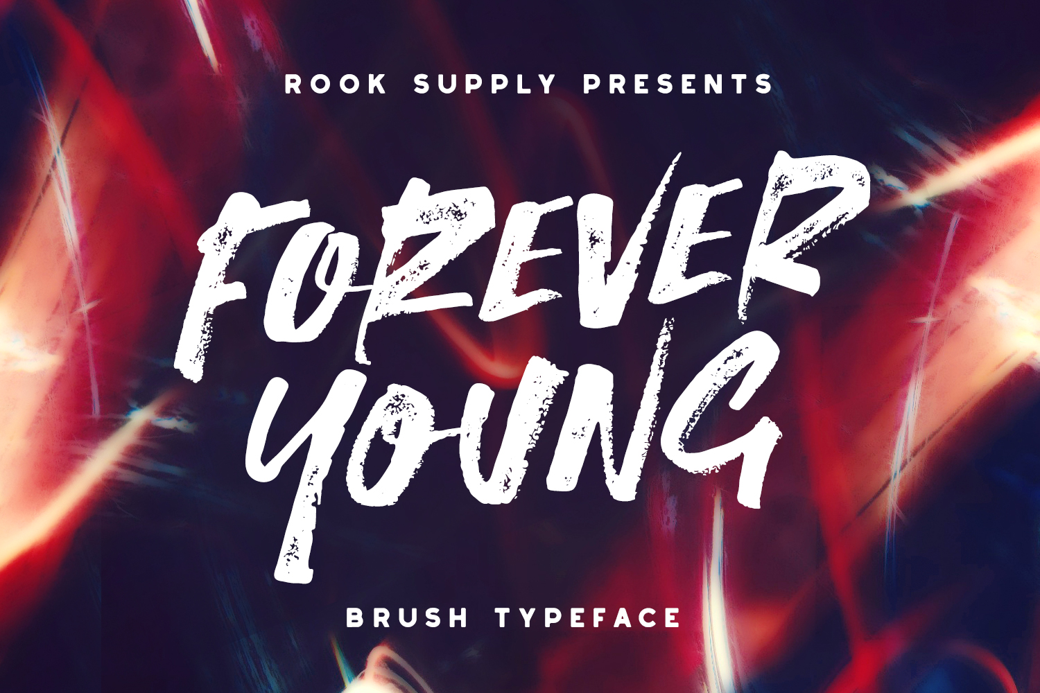 Forever Young Brush Font - Available on Creative MarketAvailable on Font Spring