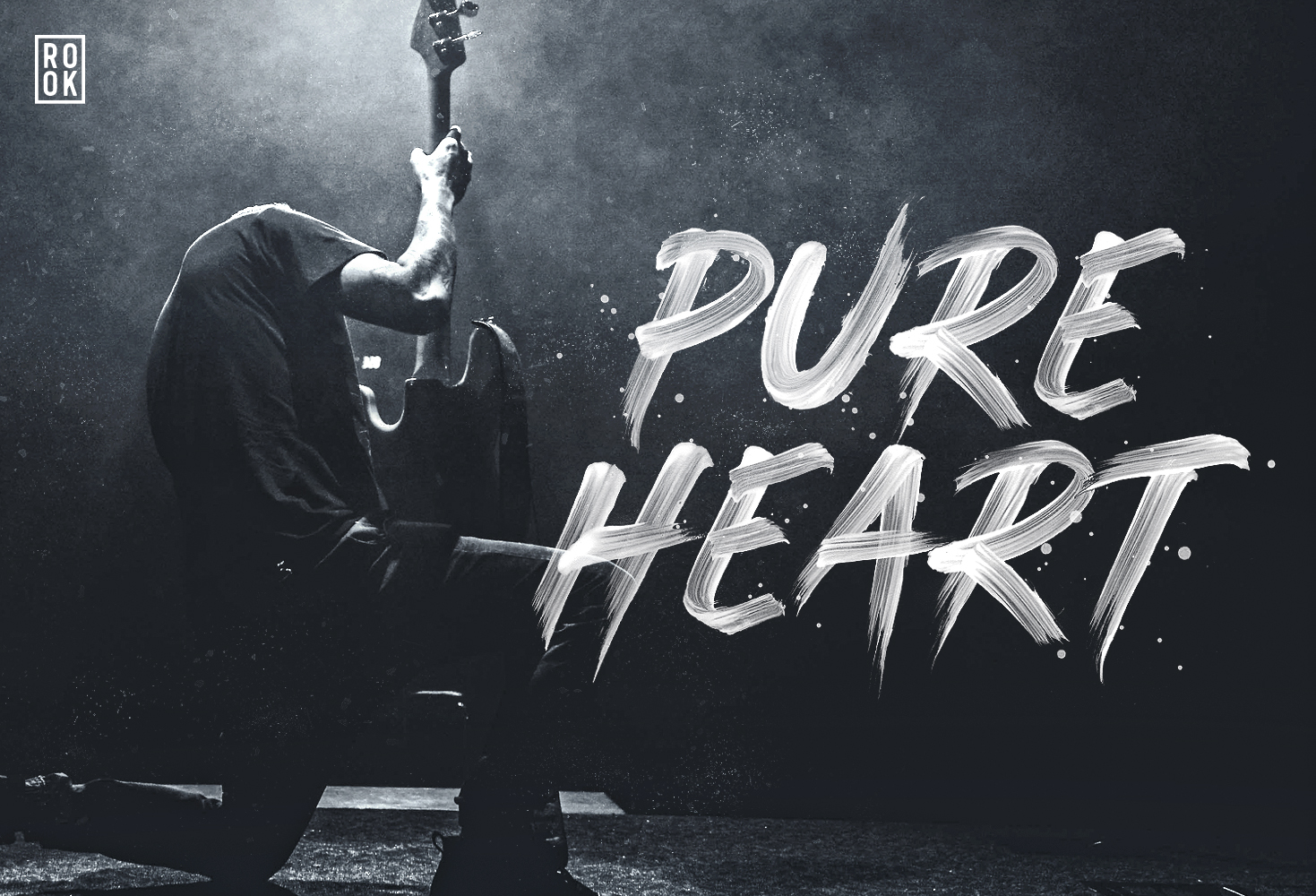 Pure Heart - Opentype SVG Font - Available on Creative MarketAvailable on Font Spring