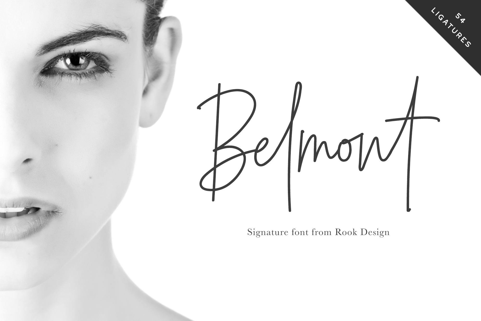 Belmont Signature Font - Available on Creative MarketAvailable on Font Spring