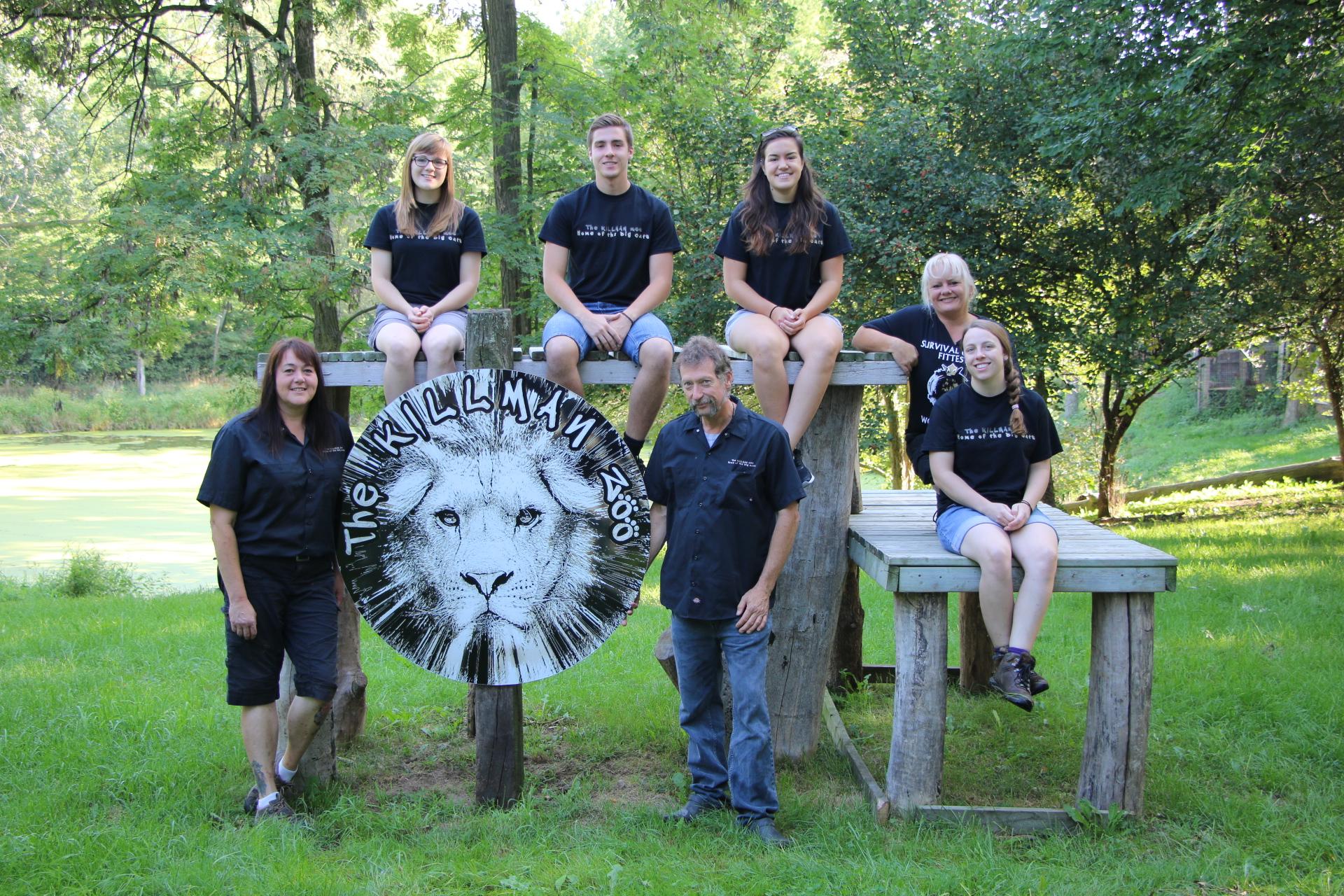 The Killman Zoo Keepers