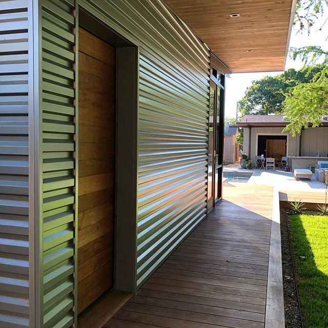 QuietHouse project in Fredericksburg, TX. More super cool stuff in the works for these amazing clients... stay tuned. . . . #modern #architecture #design #modernarchitecture #moderndesign #landscape #style #interiordesign #pool #poolhouse #guesthouse #contemporaryart #art #highend #live #life #love