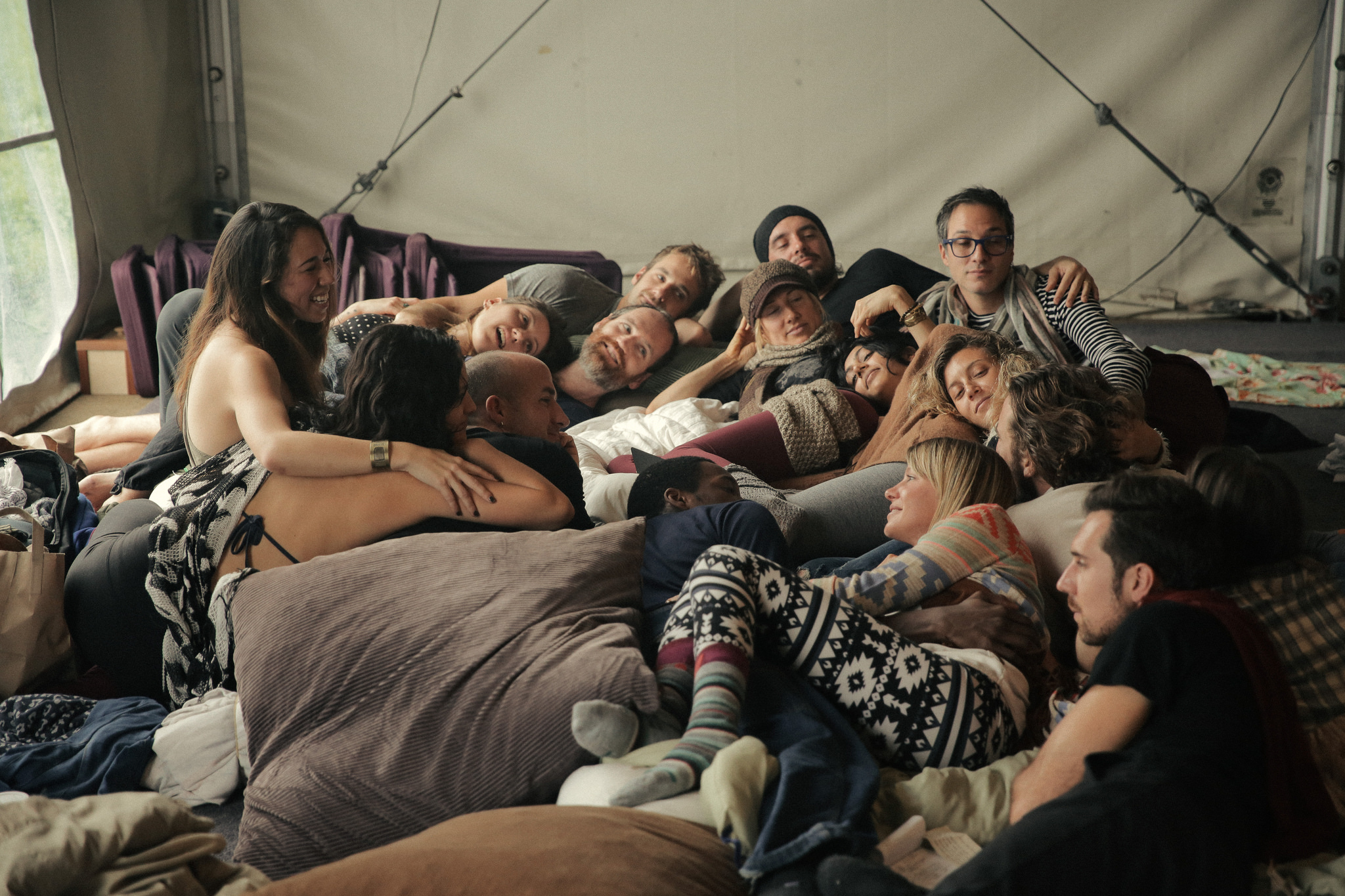 "RETURN retreat @ Esalen on ""Modern Relationships, Intimacy and Community"" | shot by Ben Henretig"