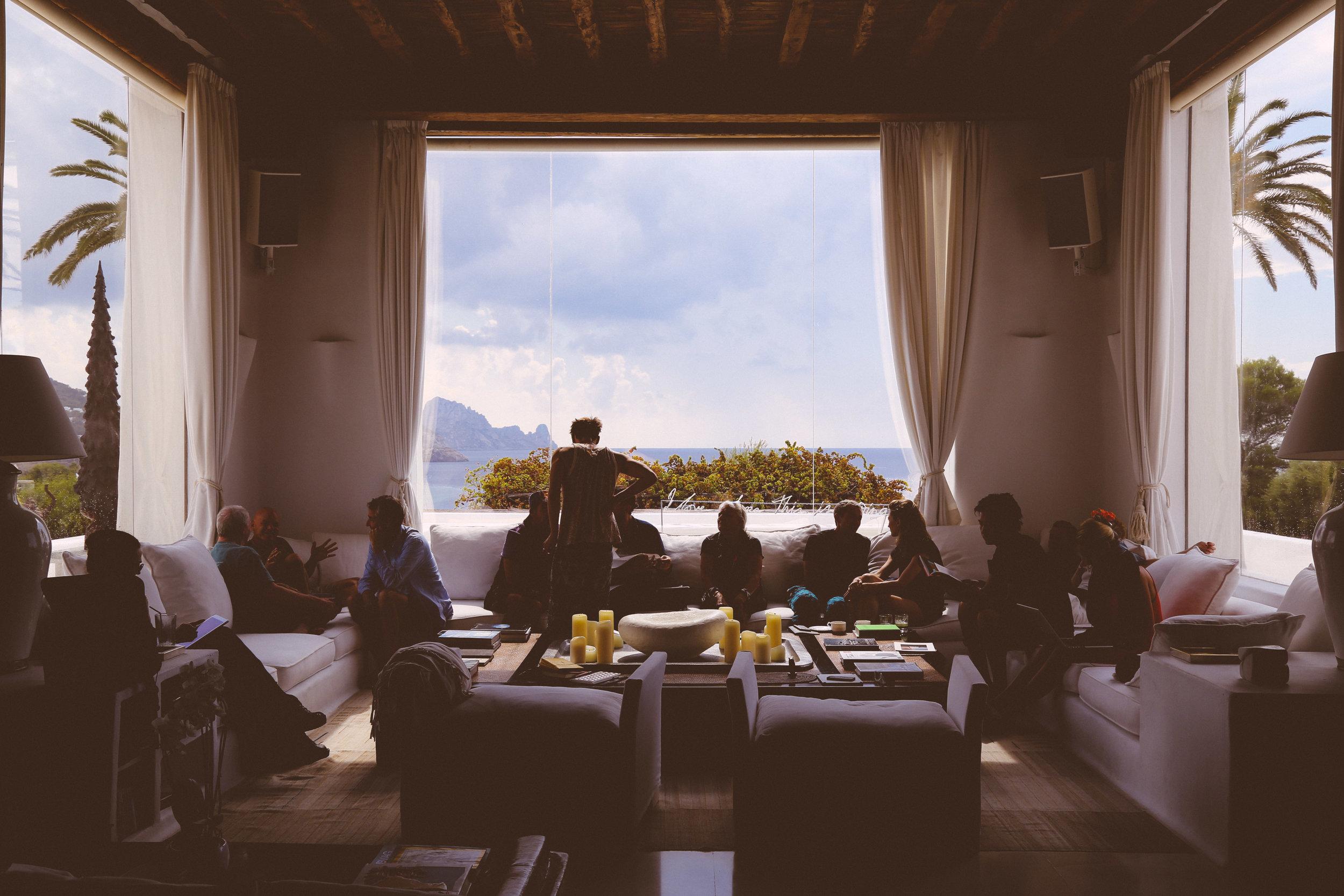 time&space retreat, Ibiza, September 2016