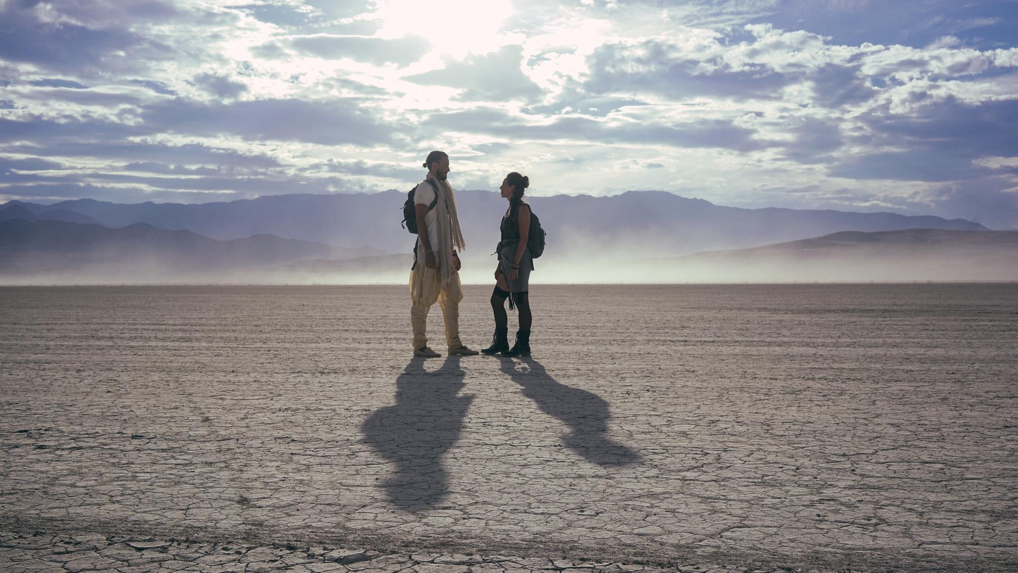 Burning Man 2016 // shot by Ben Henretig