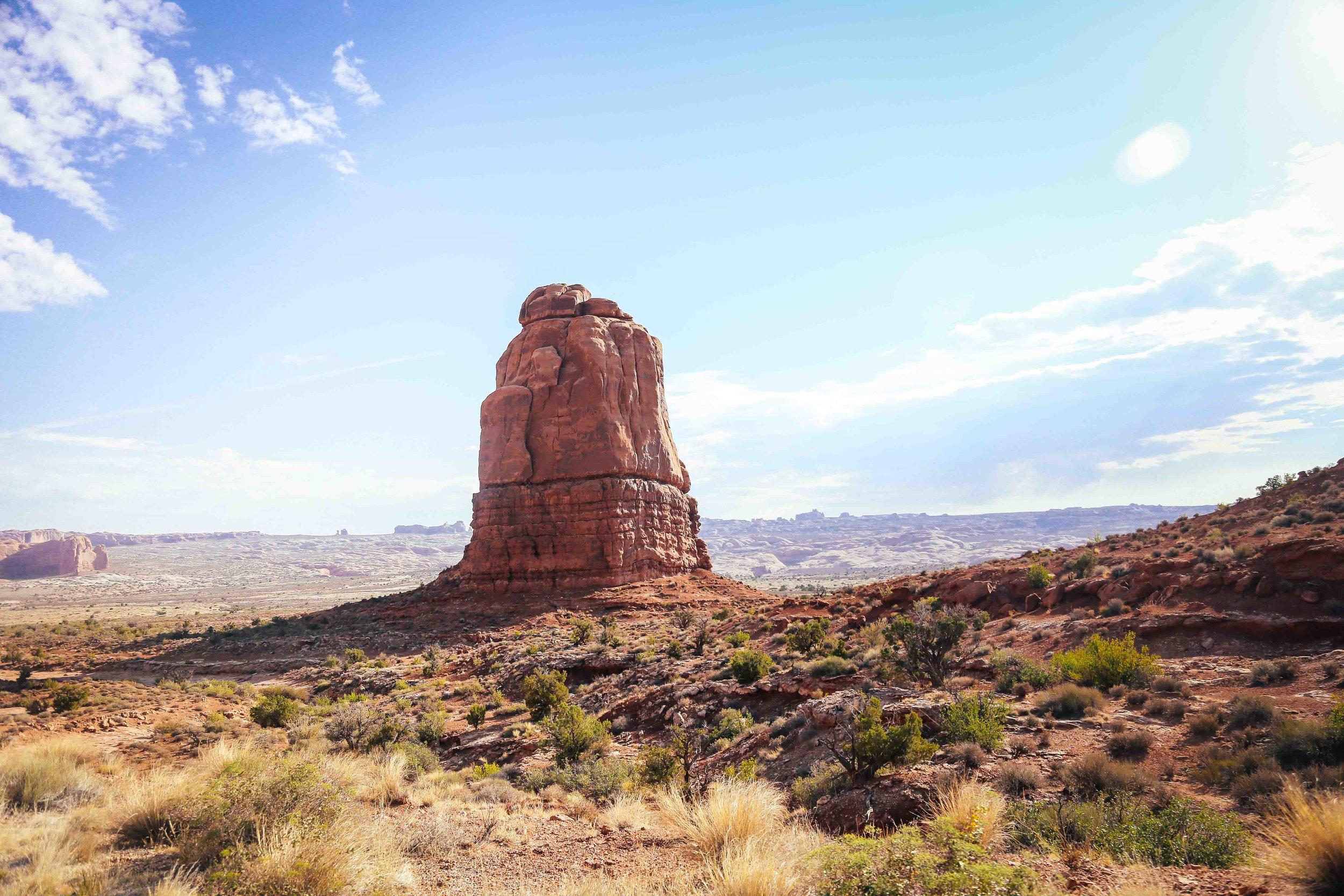Moab, Utah | shot by Ting