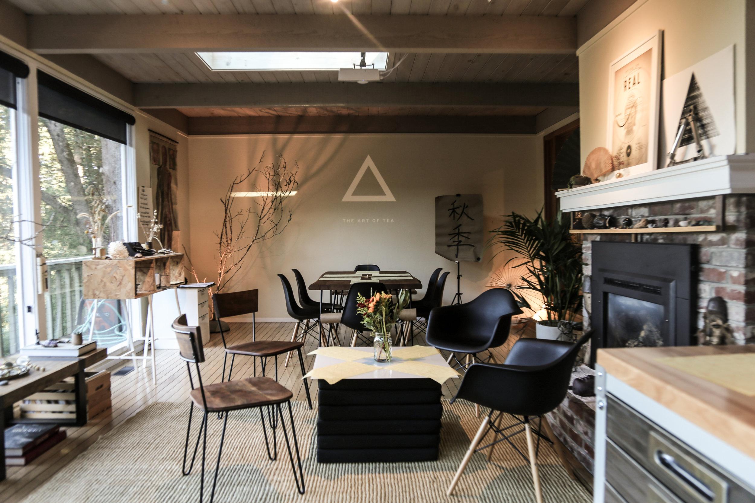 Art of Tea & Calligraphy Workshop | Ritual Studio