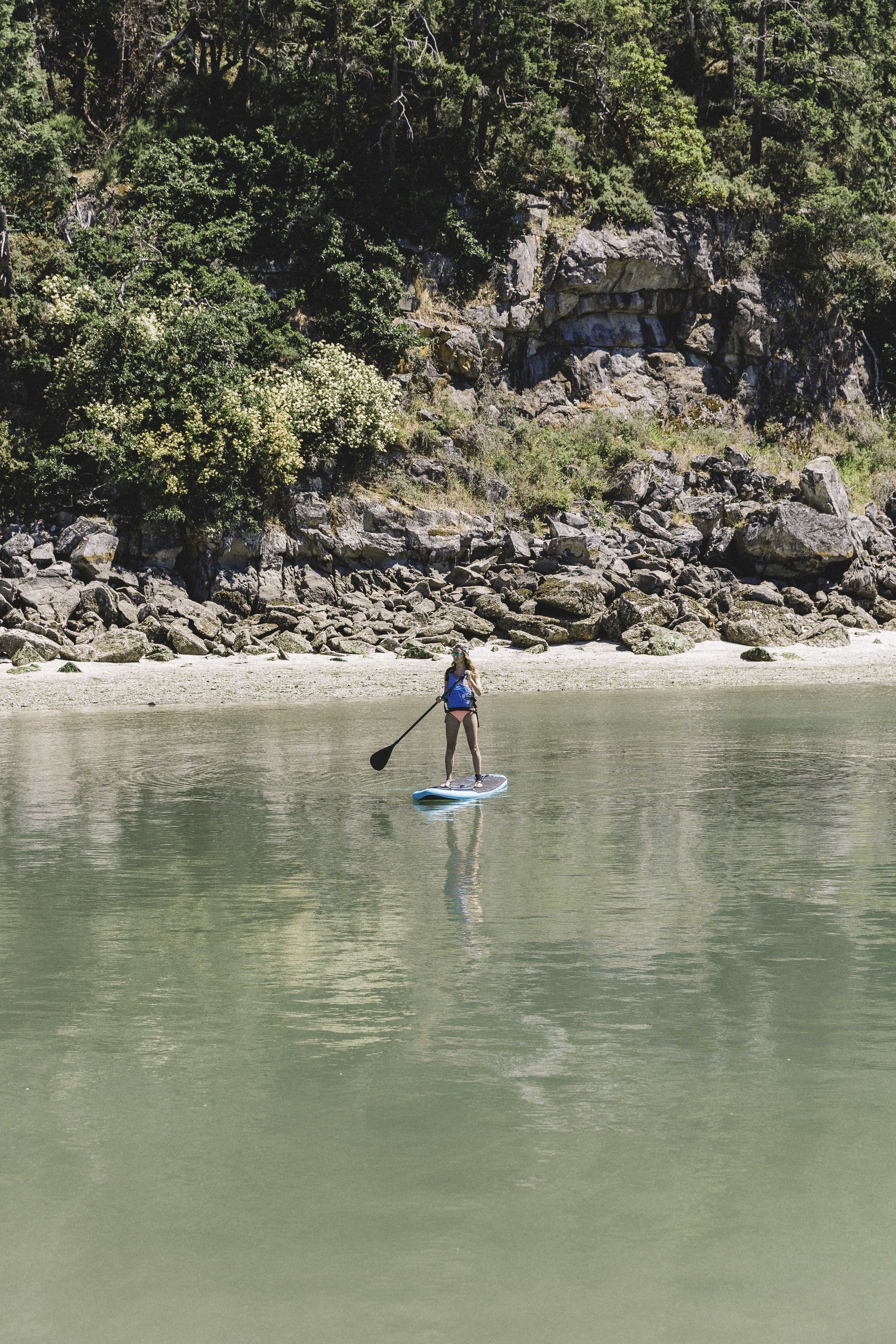 GANGES HARBOUR SUP