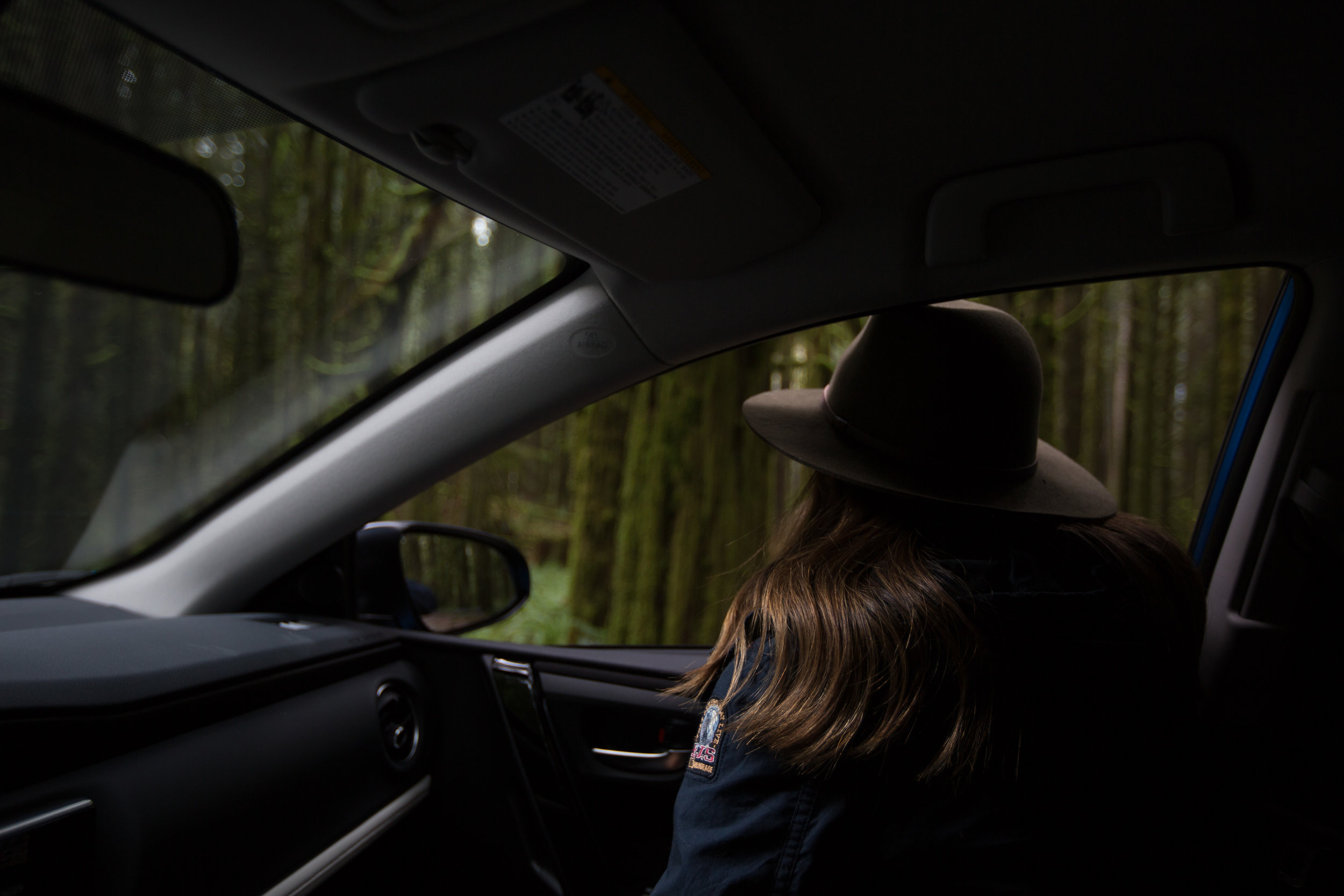 Toyota - Golden Ears Provincial Park