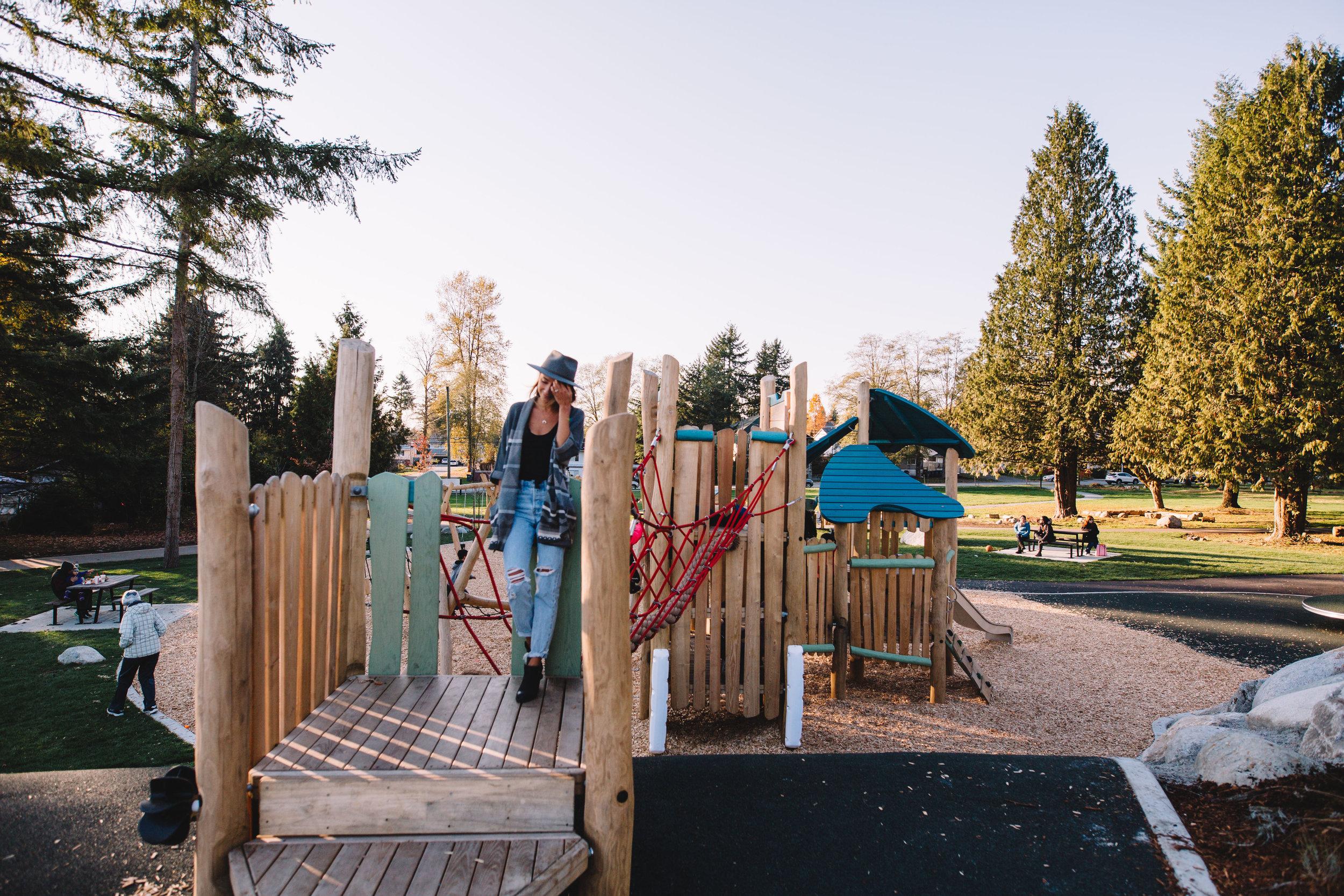 Forsyth Park, Surrey BC