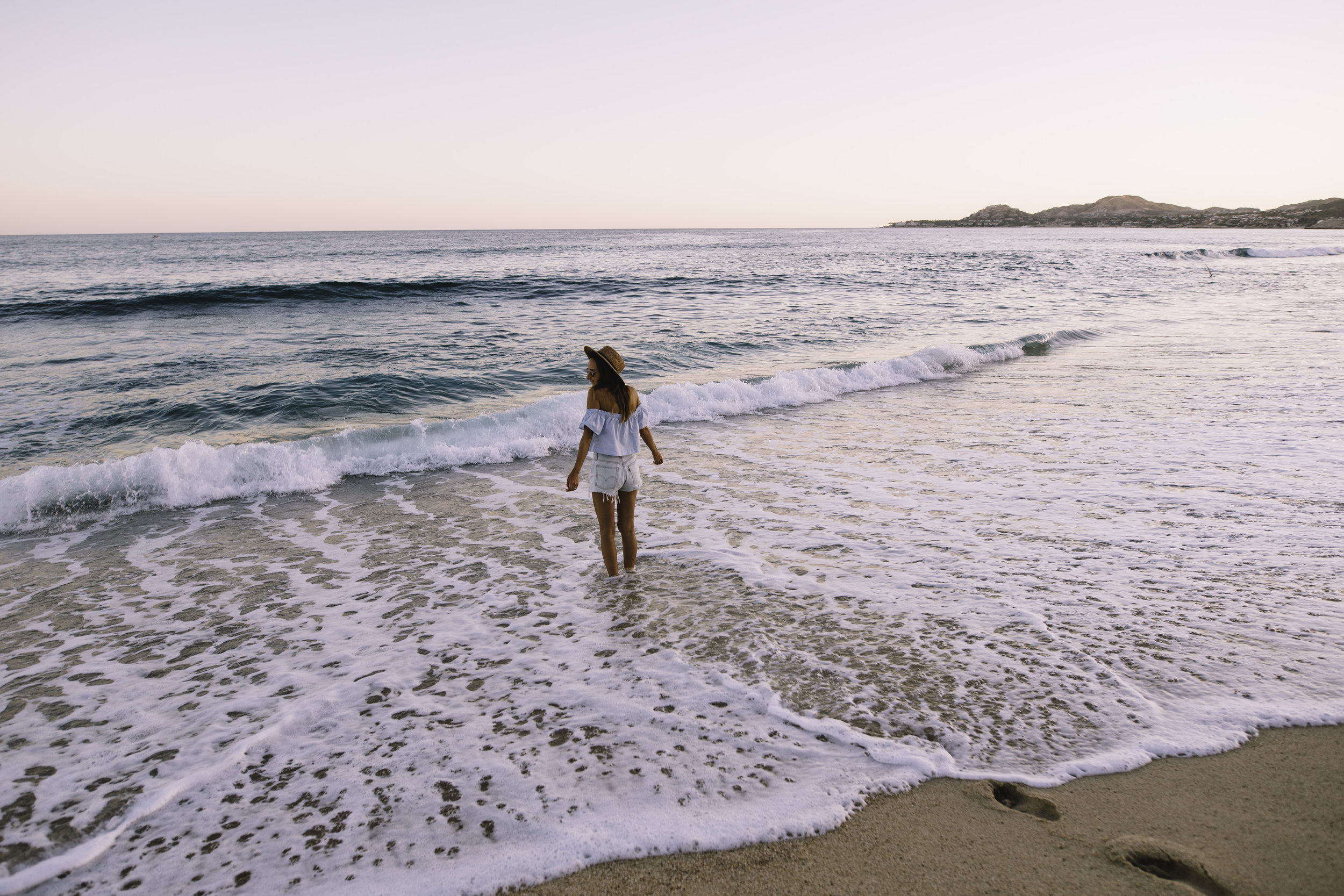Playa Hotelera Beach