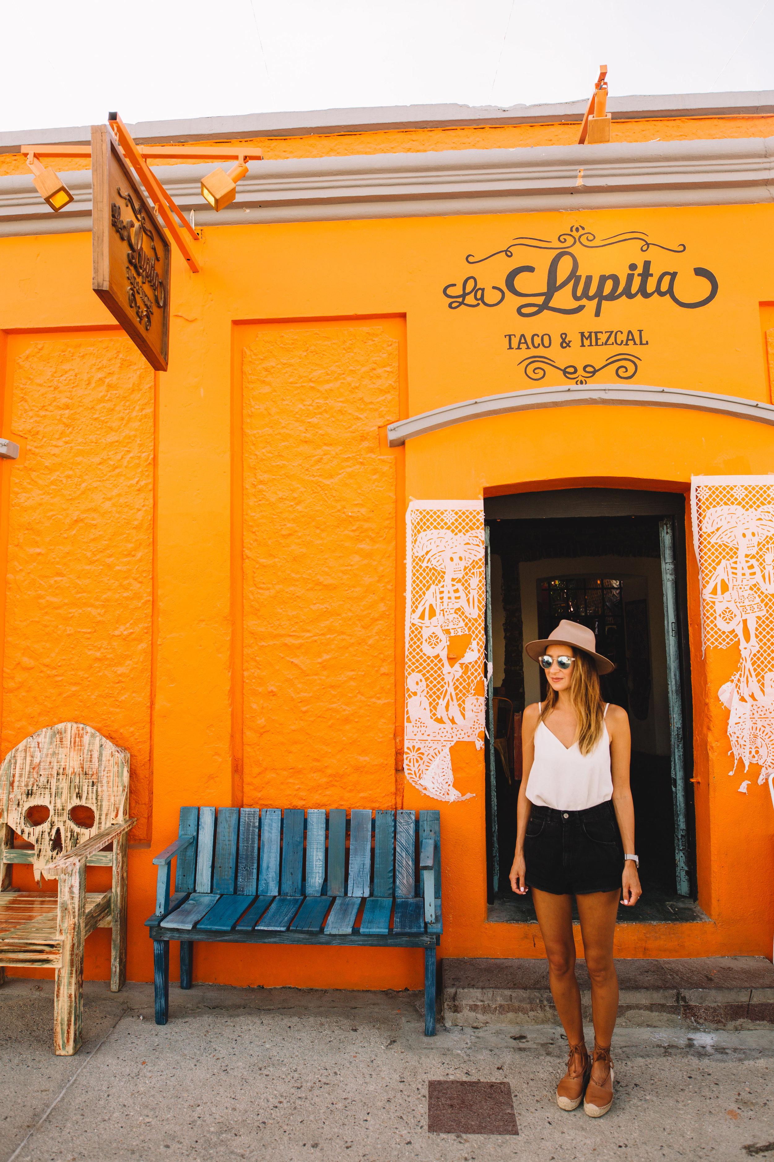 La Lupita Taco & Mezcal
