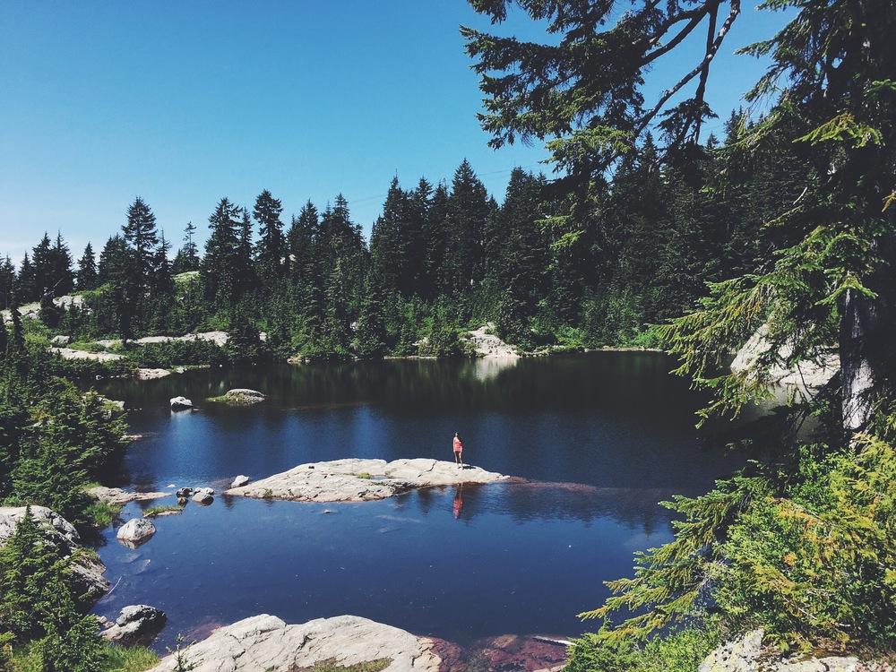Mystery Lake - VancityWild