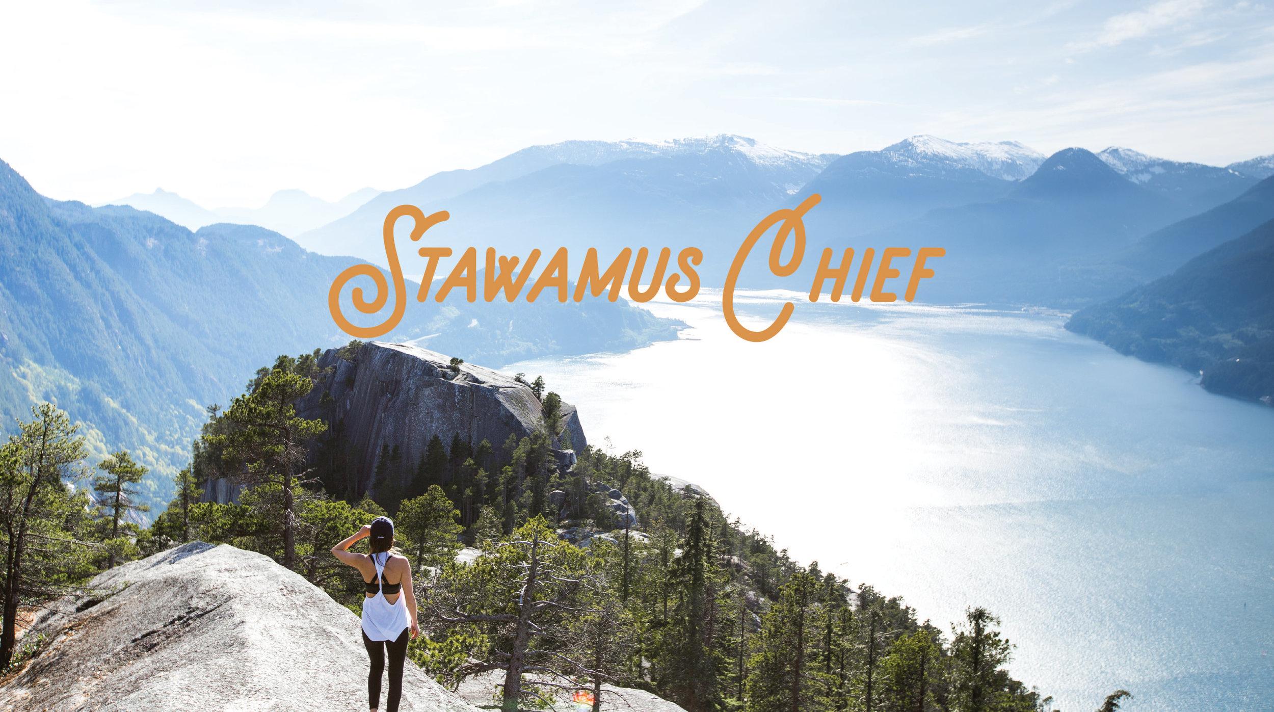 Stawamus Chief (The Chief) - VancityWild