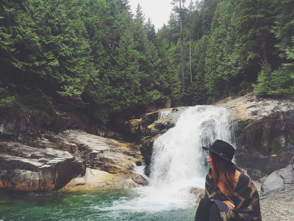 Lower Falls Trail - VancityWild