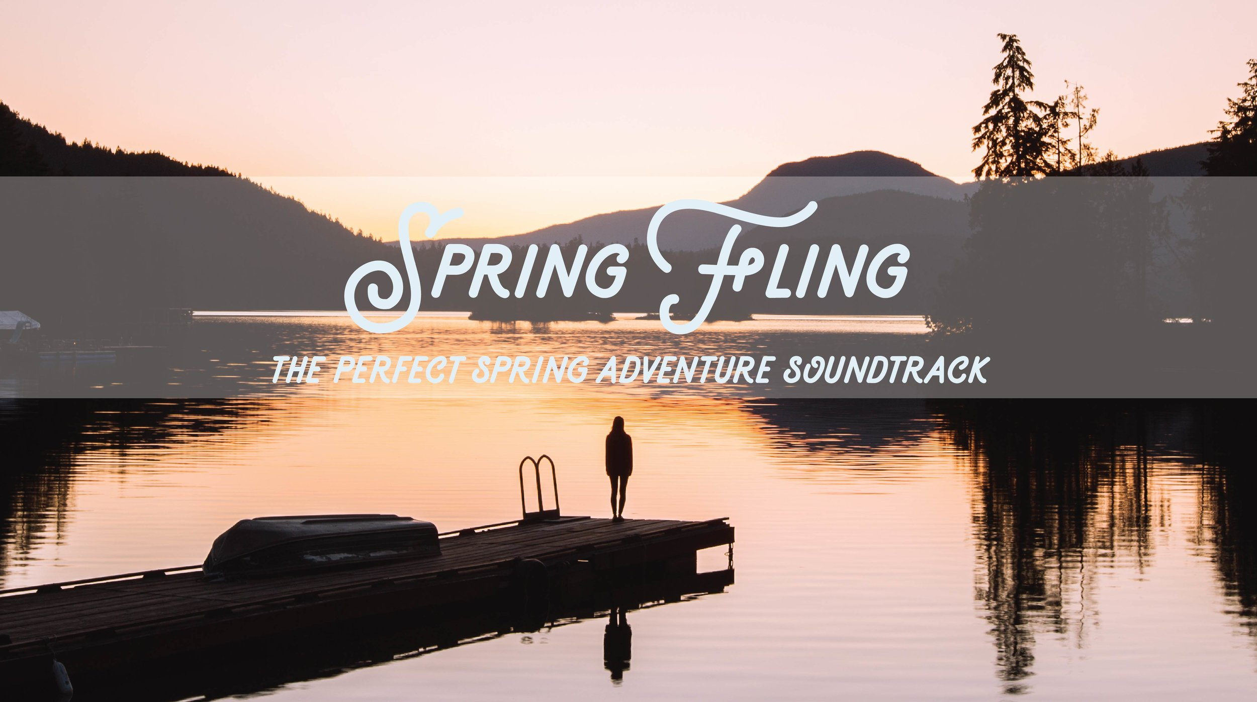 Vancitywild Spring Fling Playlist
