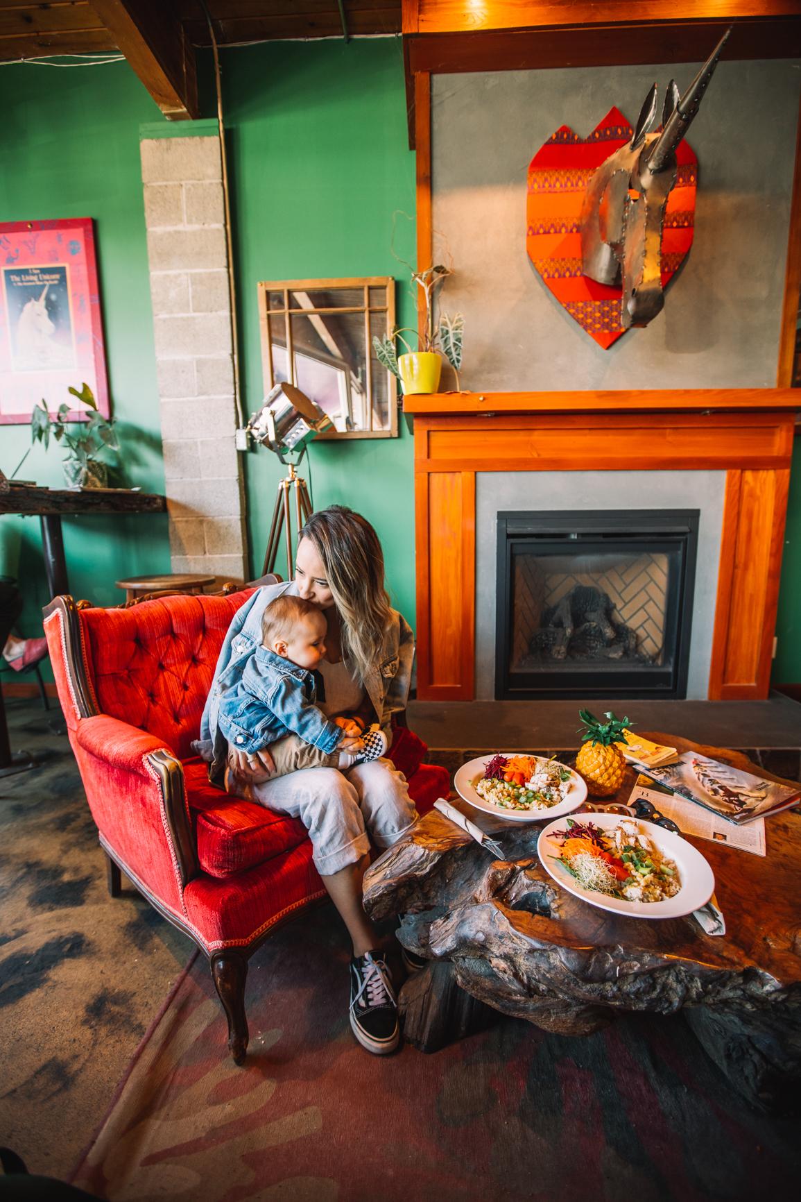 Zephyr Cafe, Squamish