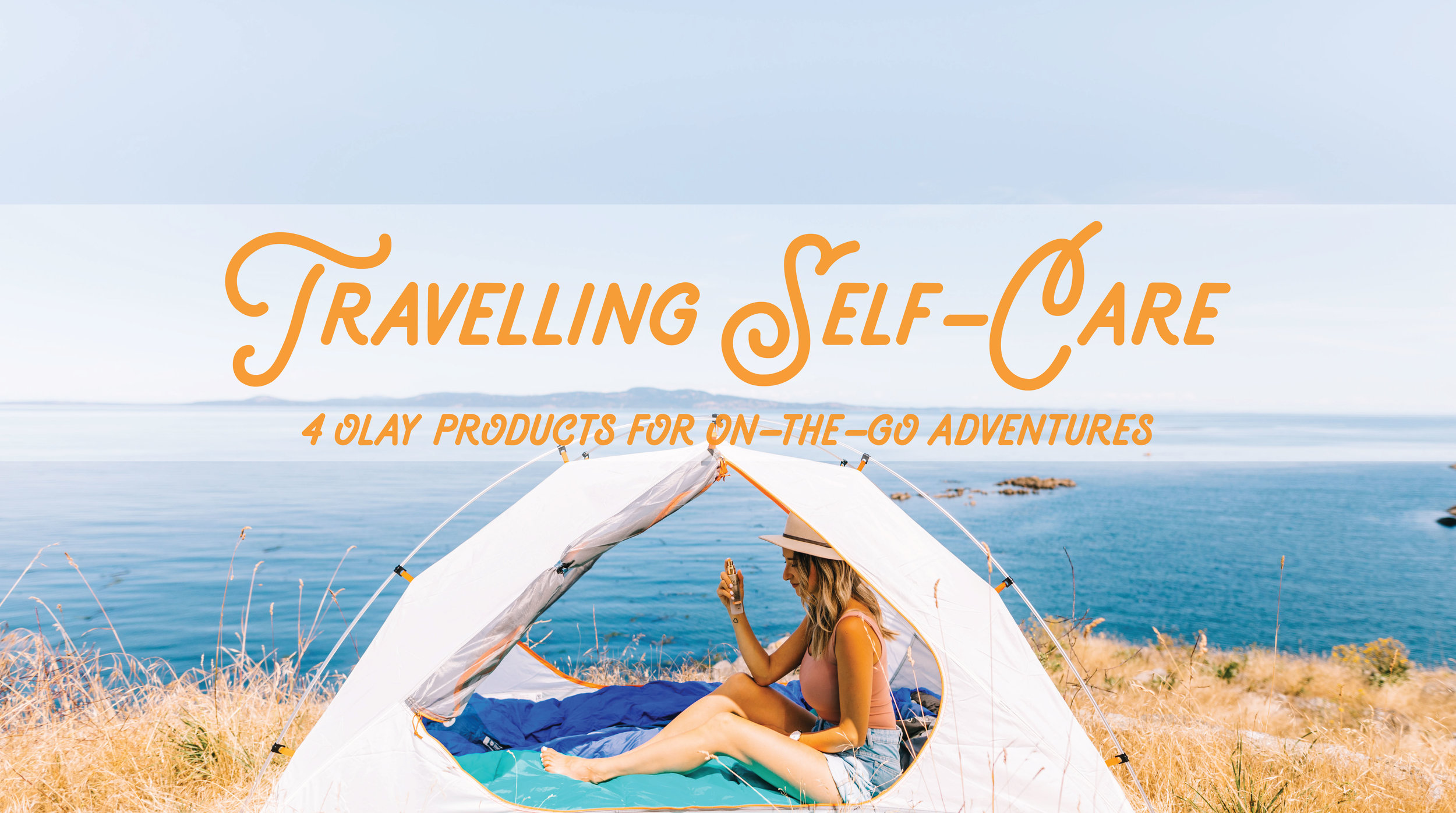 Travelling Self-Care: 4 Olay products for on-the-go adventures: Facial Mist - Olay Mist Ultimate Hydration Essence Energizing With Vitamin C & Bergamot