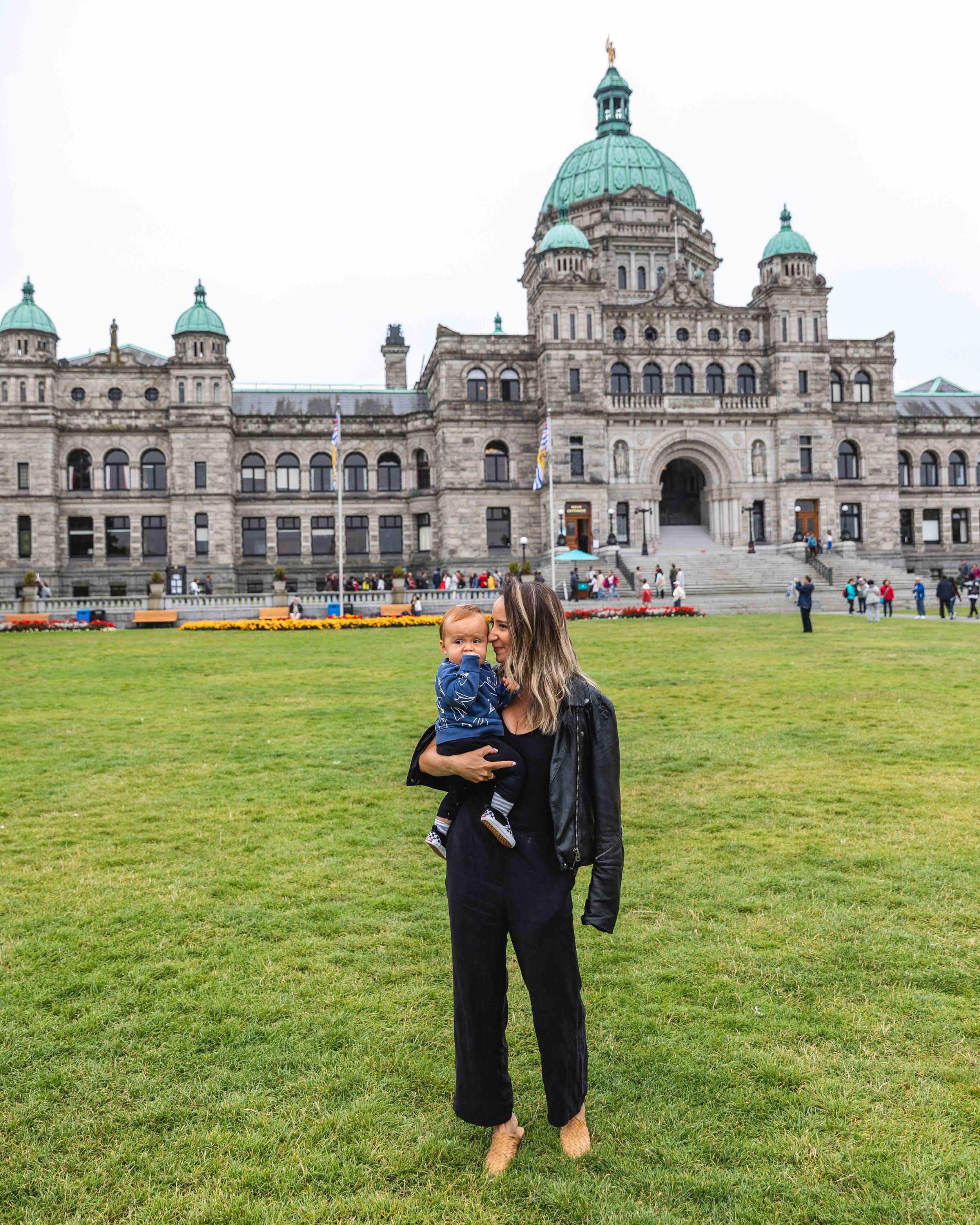 Legislature Grounds