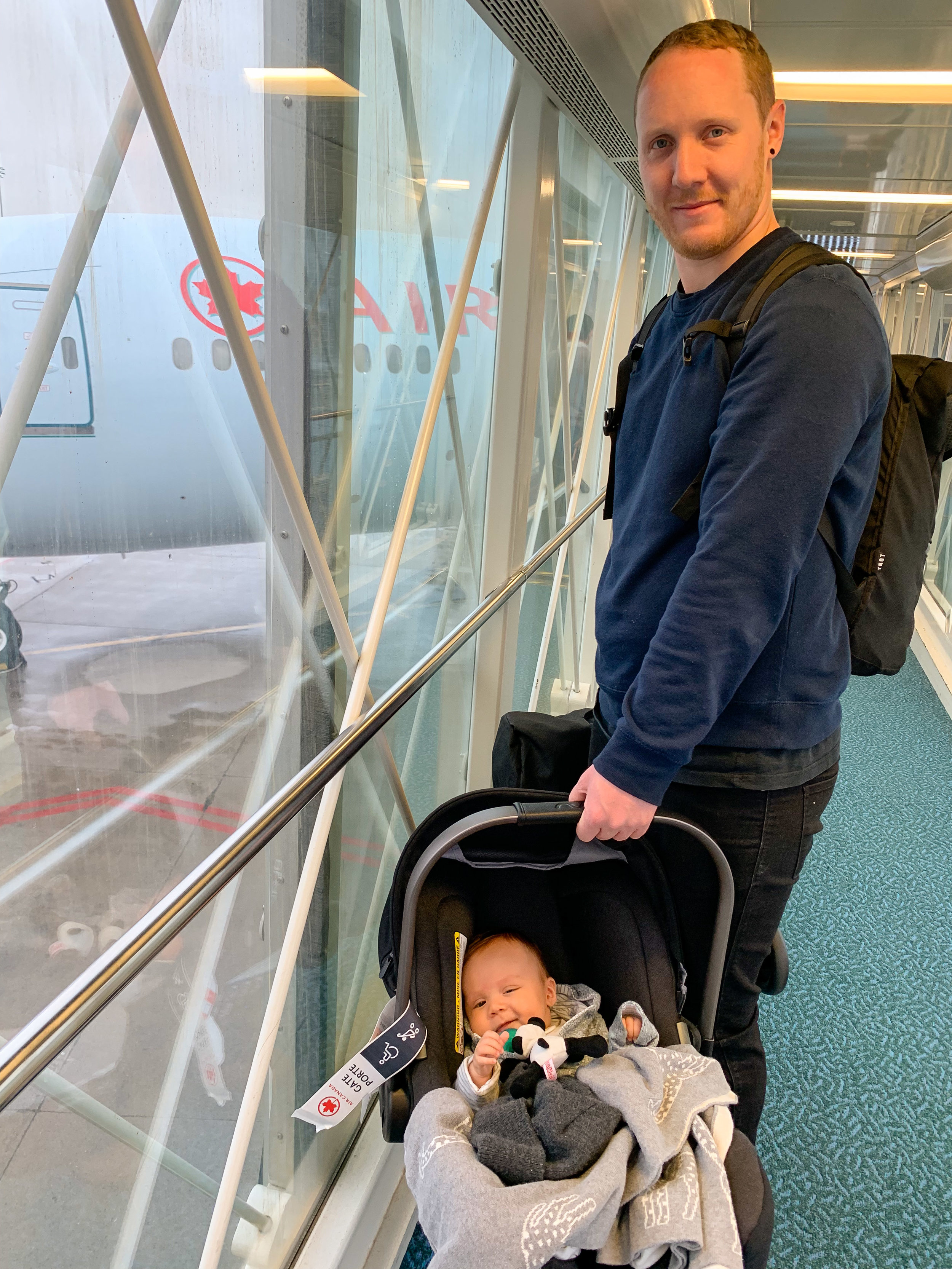 Travelling with a baby   21 Tips for Flying with an Infant ...