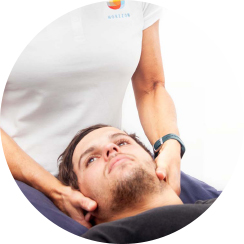 Hands on physiotherapy