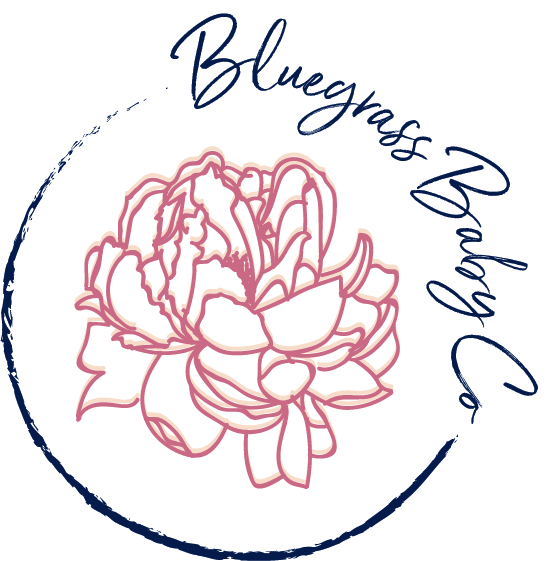 Bluegrass Baby Co: newborn care, baby prep, sleep training, and more.