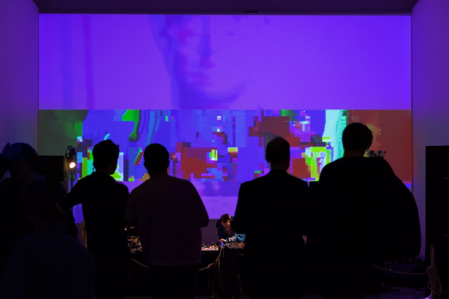 Soundtable, NMM, 2013