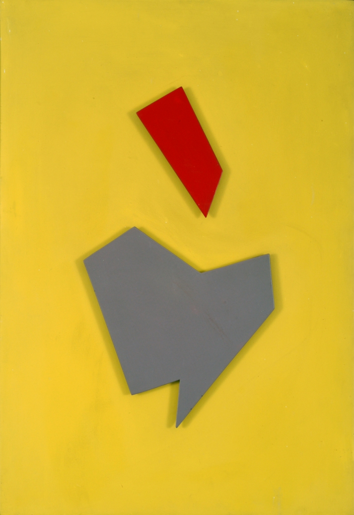Raul Lozza. Pintura 766, 1974