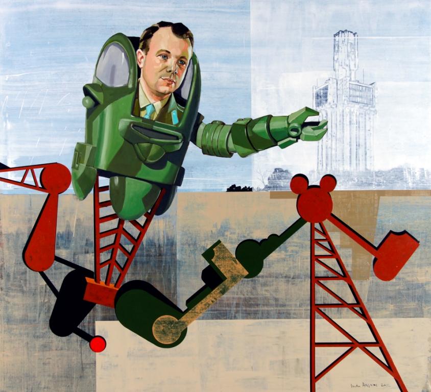Nestor Arenas. El sueño de Yuri Gagarin, 2011