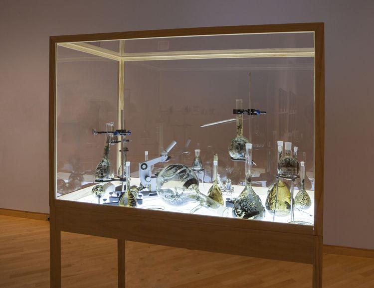 Yoan Capote, Laboratorio, 2012, Courtesy:Jack Shainman Gallery, New York.