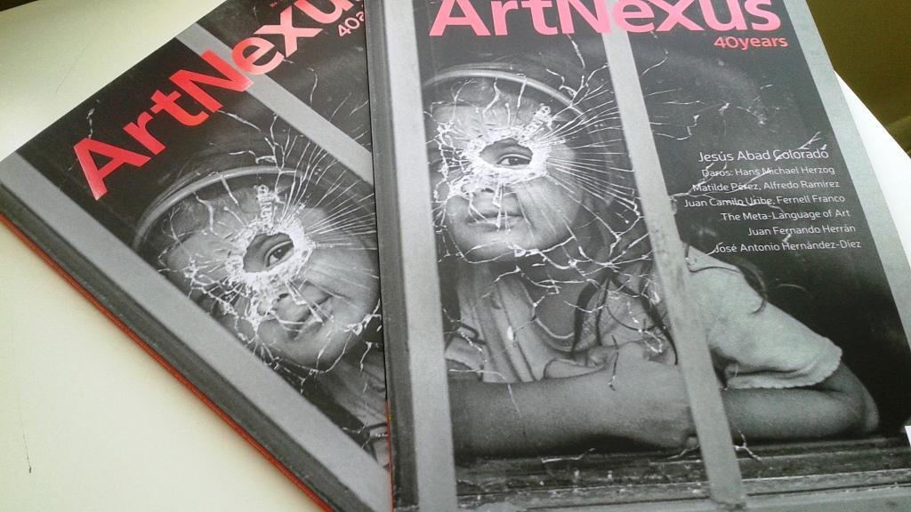 Portada Rev Art Nexus N 101, 2016