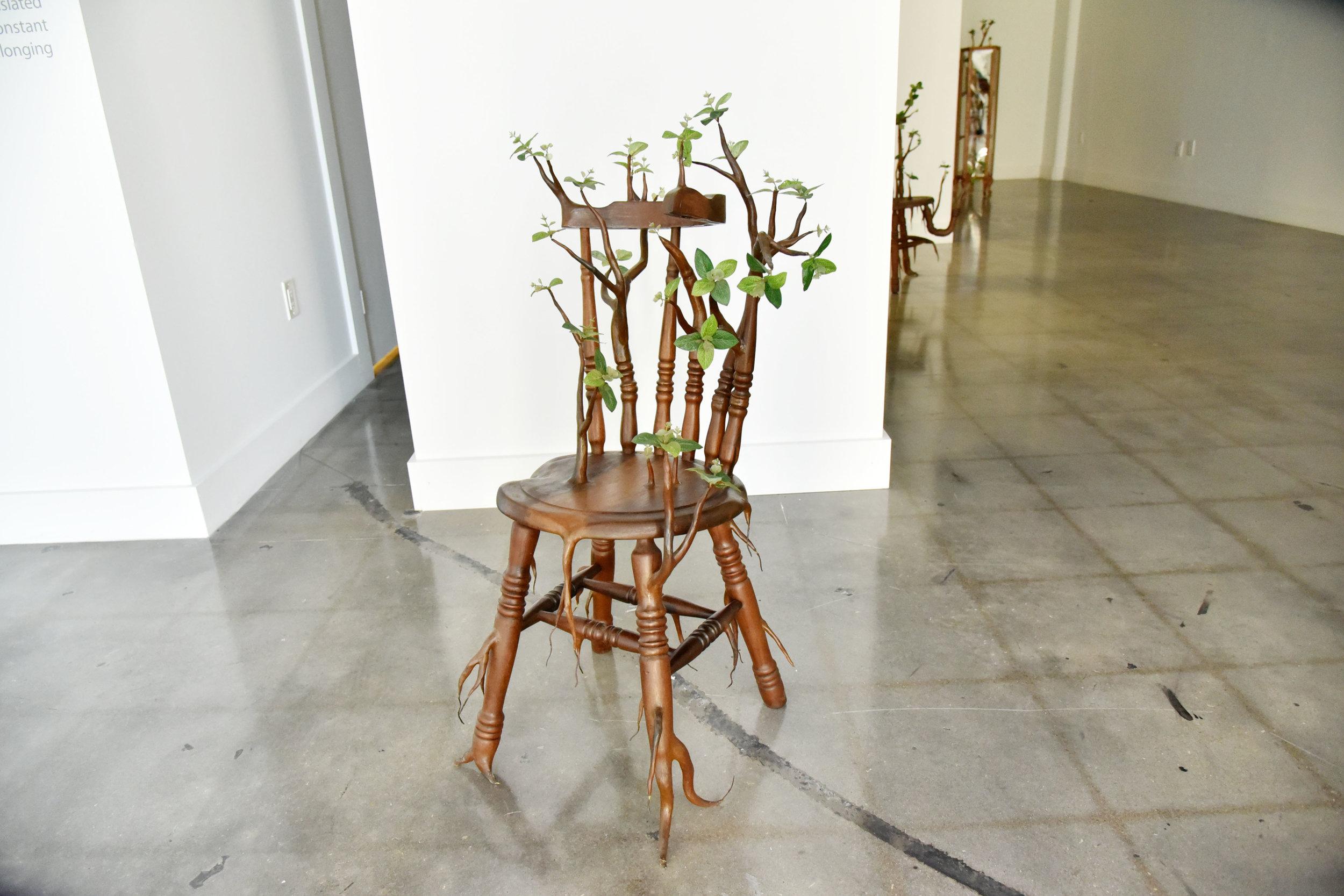 'Untitled', 2014, medio mixto, 117 x 85 x 60 cm. GUI GOMES  MURILO CASTRO GALLERY, MIAMI
