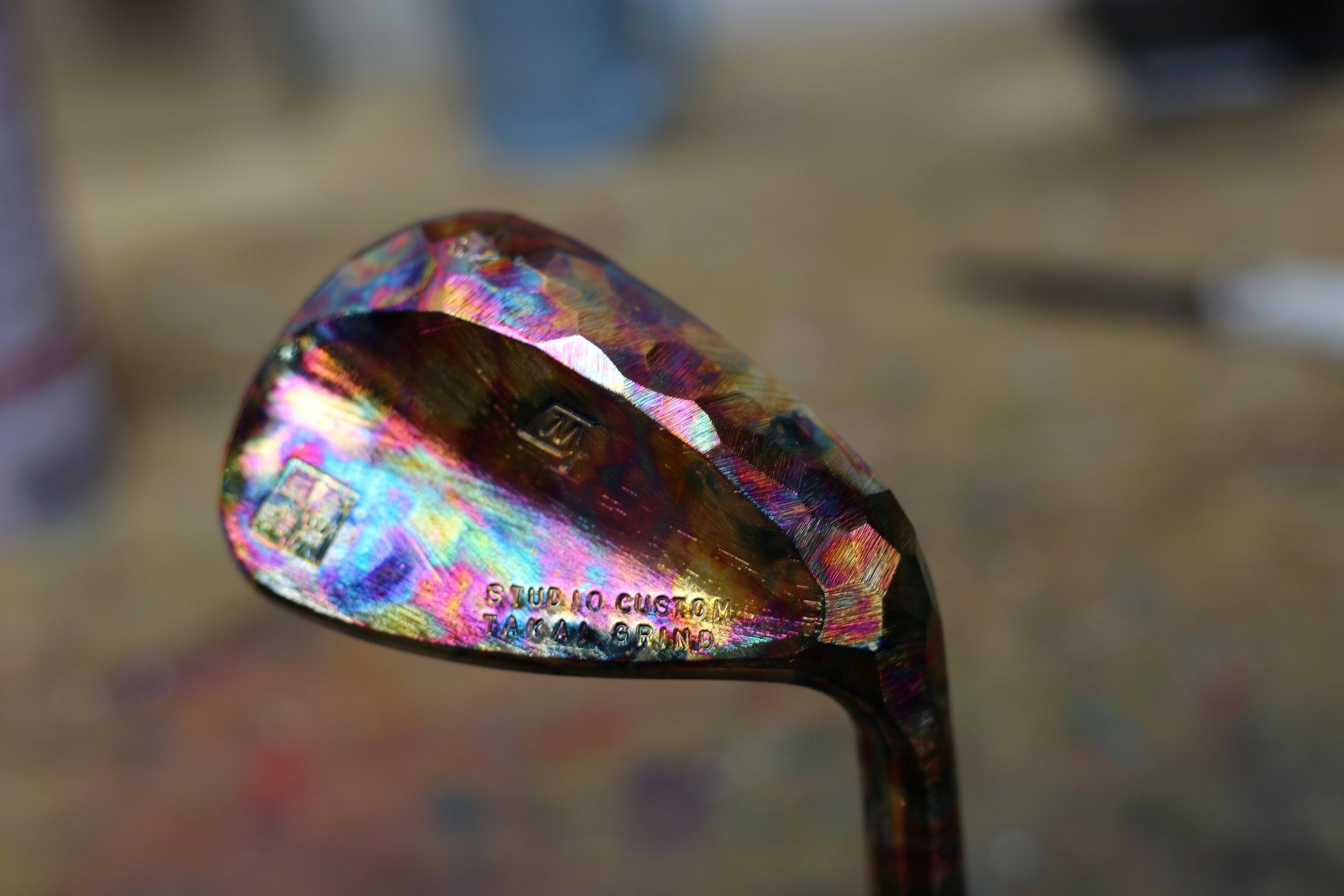 Itobori Grind in Boring Copper