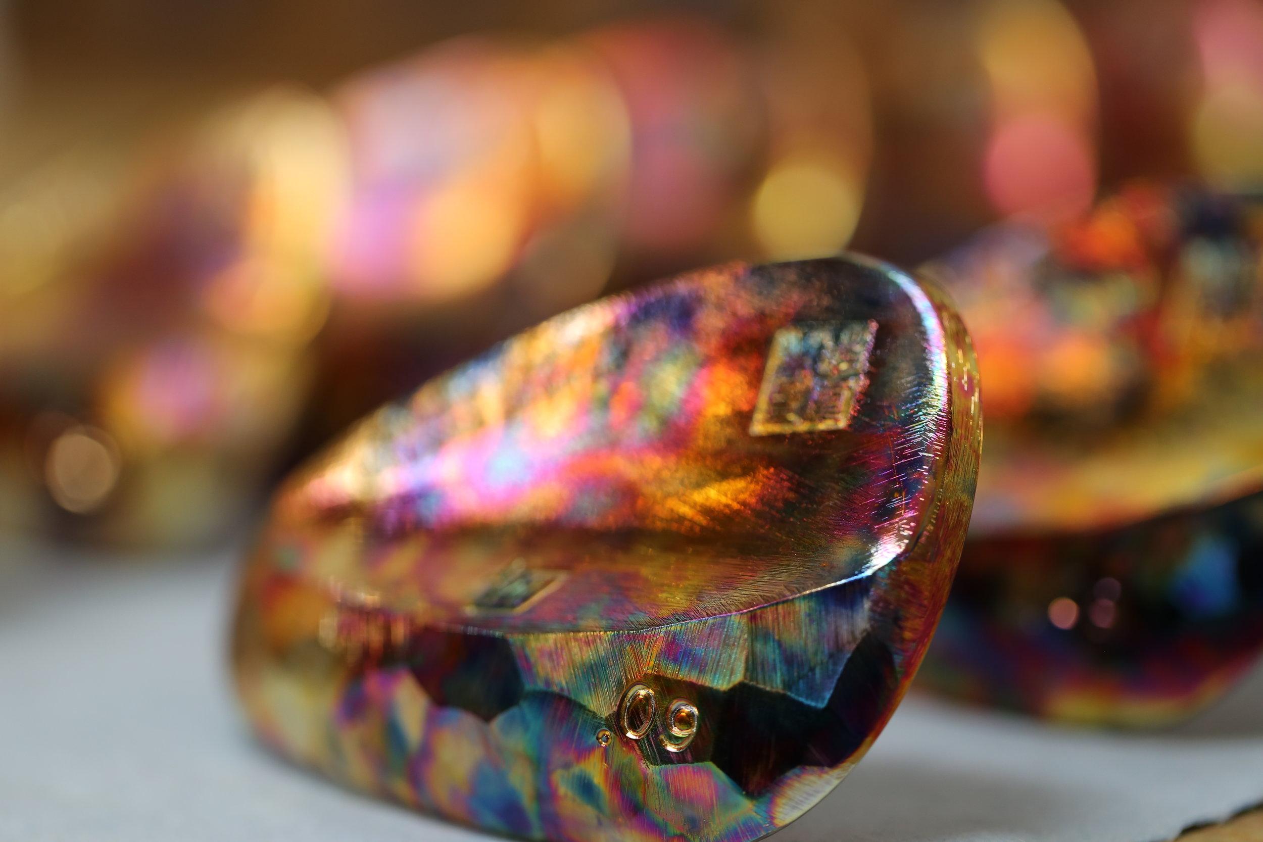 Itobori Grind in Burning Copper