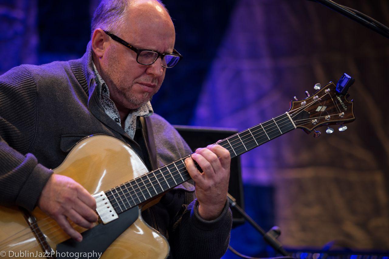 Hugh Buckley from Dublin Guitar NIght at Down With Jazz 2013.jpg