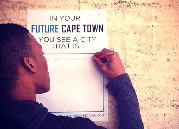 Future Cape Town is a platform for open dialogue about urban development.