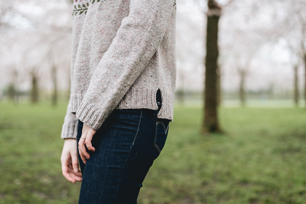 birkin sweater