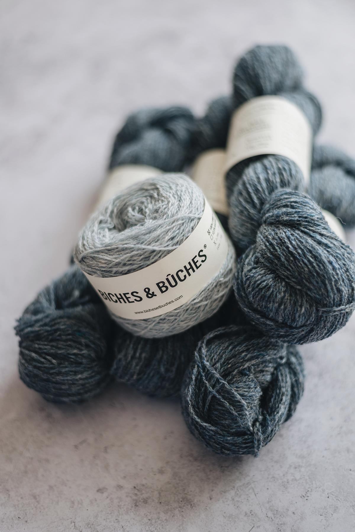 biches & buches wool