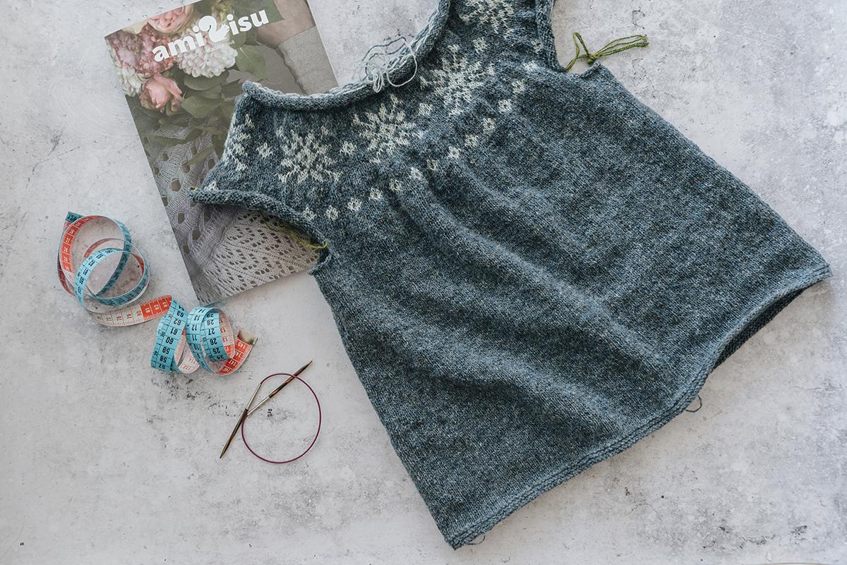 wip_summer in Norway sweater