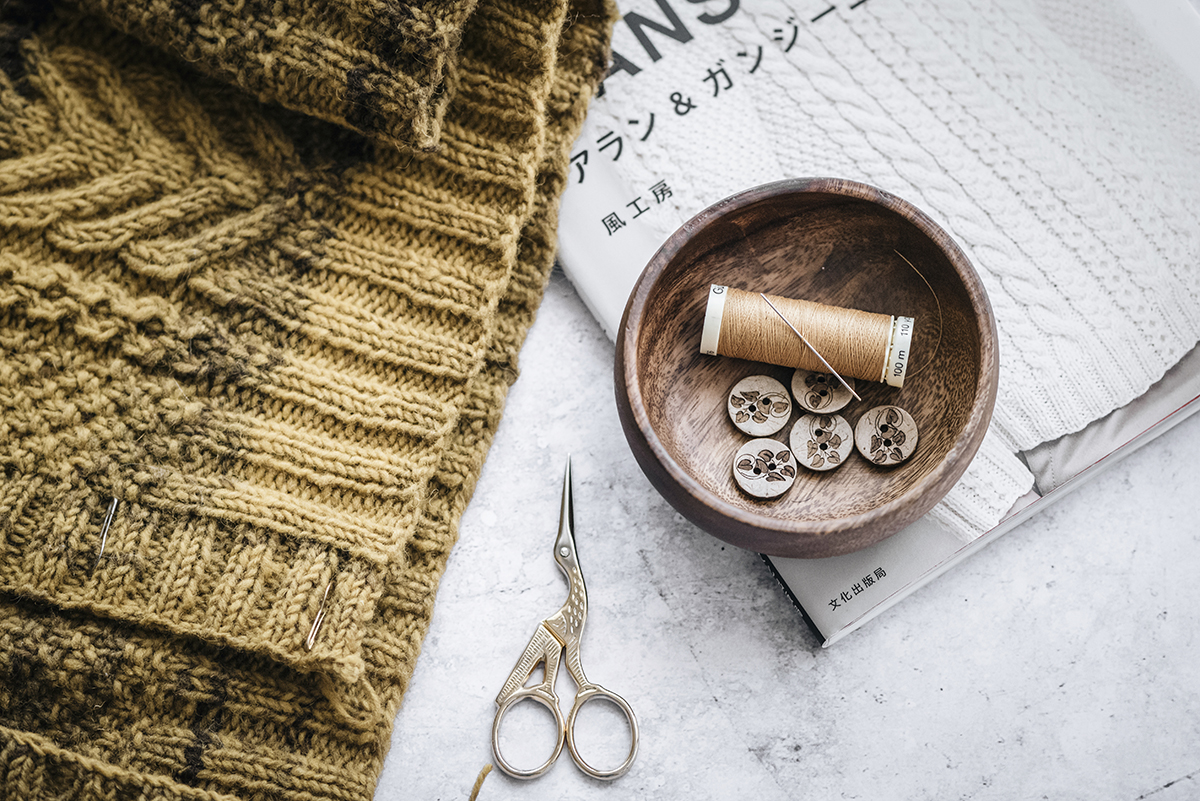 close-up-wip-buttons-scissors-sewing-needle-details-patricia-martins-yellowish-2019