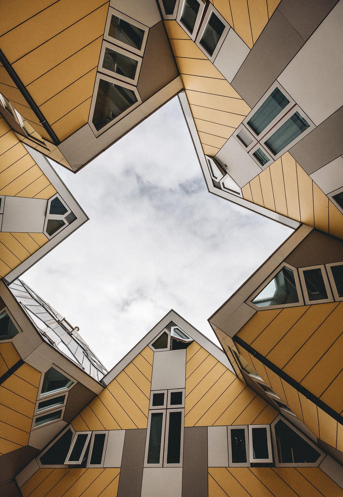 Rotterdam Netherlands Kijk-Kubus