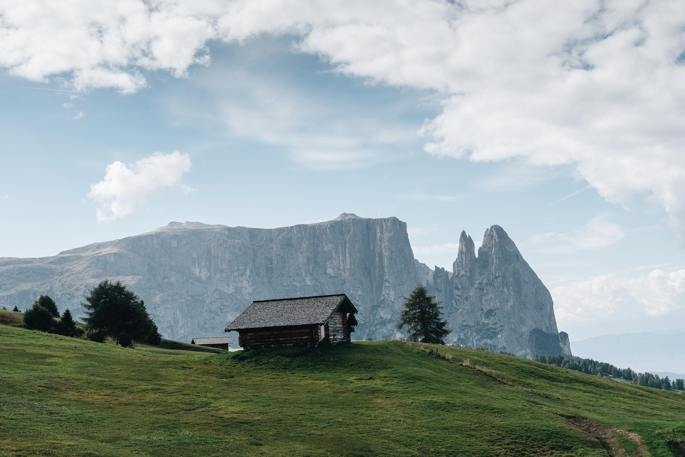 Dolomites Alpe di Susi
