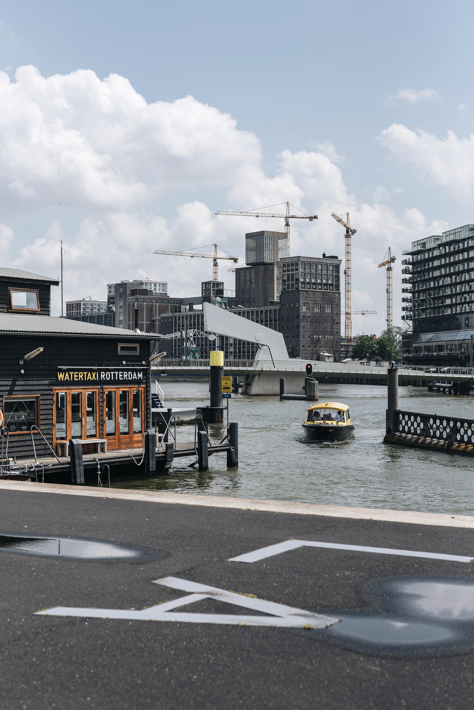 watertaxi Rotterdam Holland America Lijn Street photography
