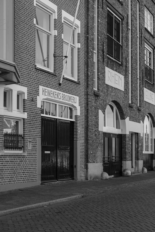 street Dordrecht Netherlands